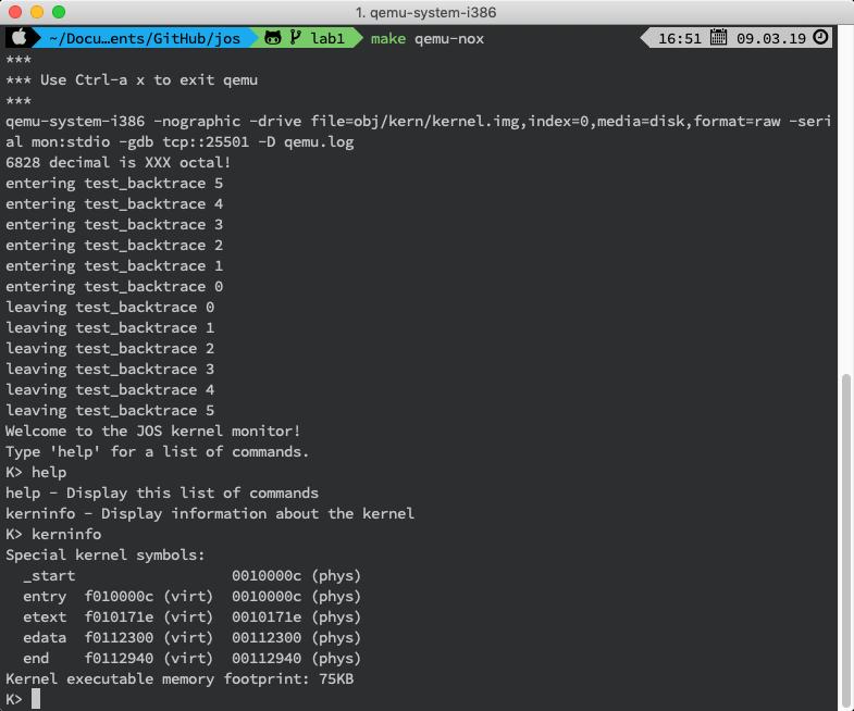 MIT 6 828 Toolchains Setup on macOS - Myth of Sisyphus